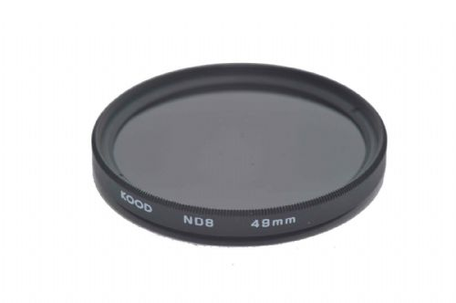 Kood ND8 (3 Stop) Filter Slim Frame 49mm